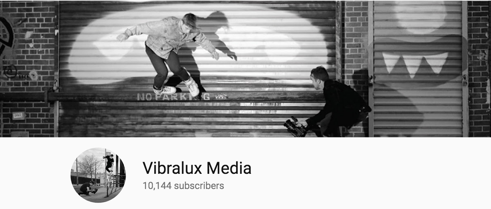 Vibralux Media Youtube