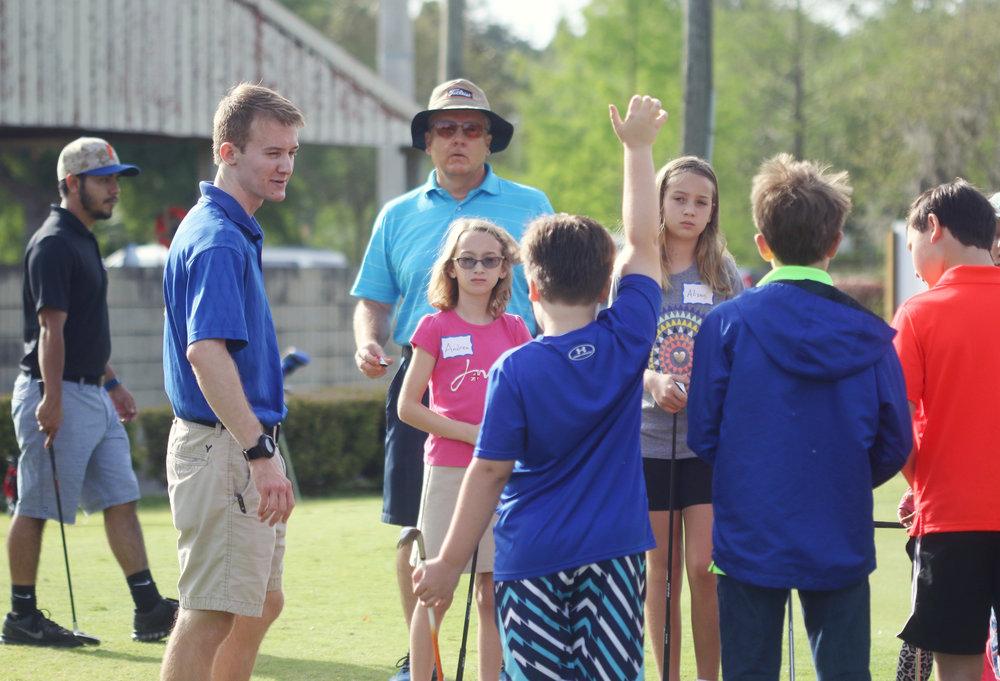 Golf Class FAQ's -