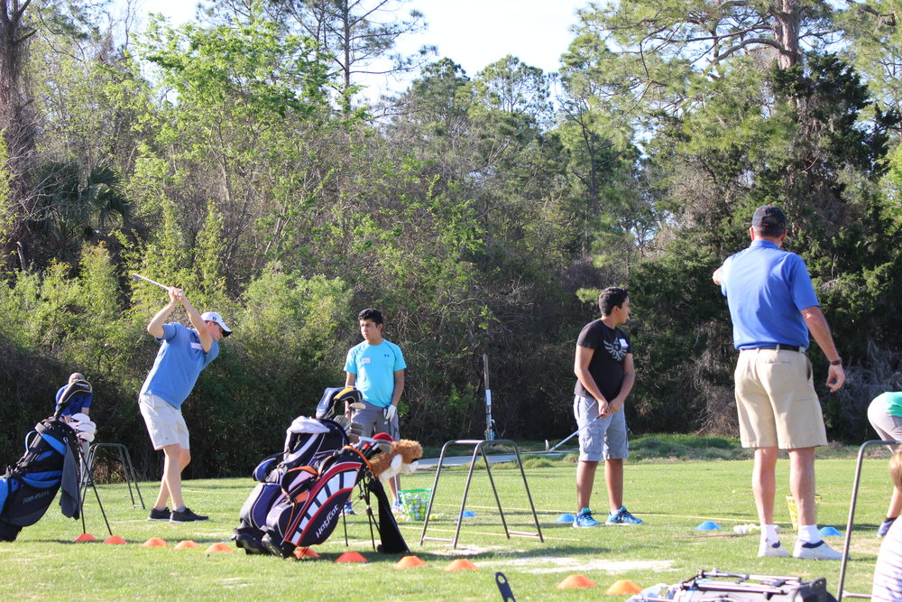 Week 2: Chipping -