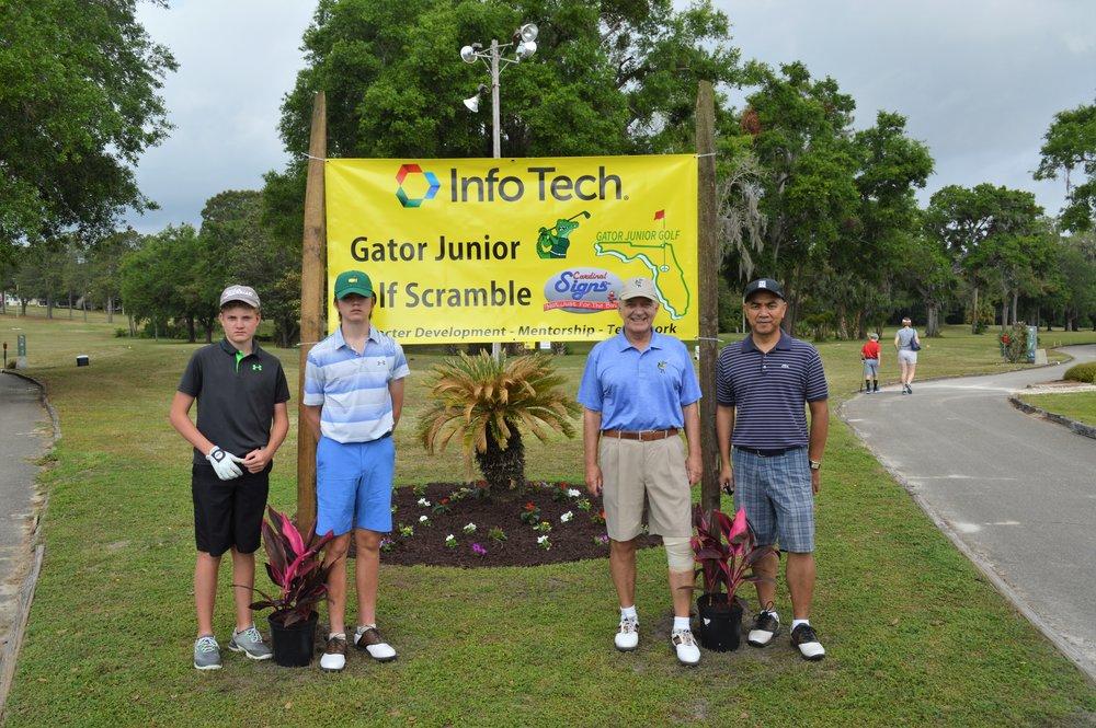 Fundraiser Golf Tournament -