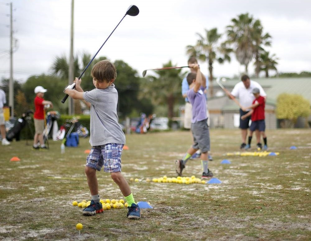 Weekly Golf Classes -