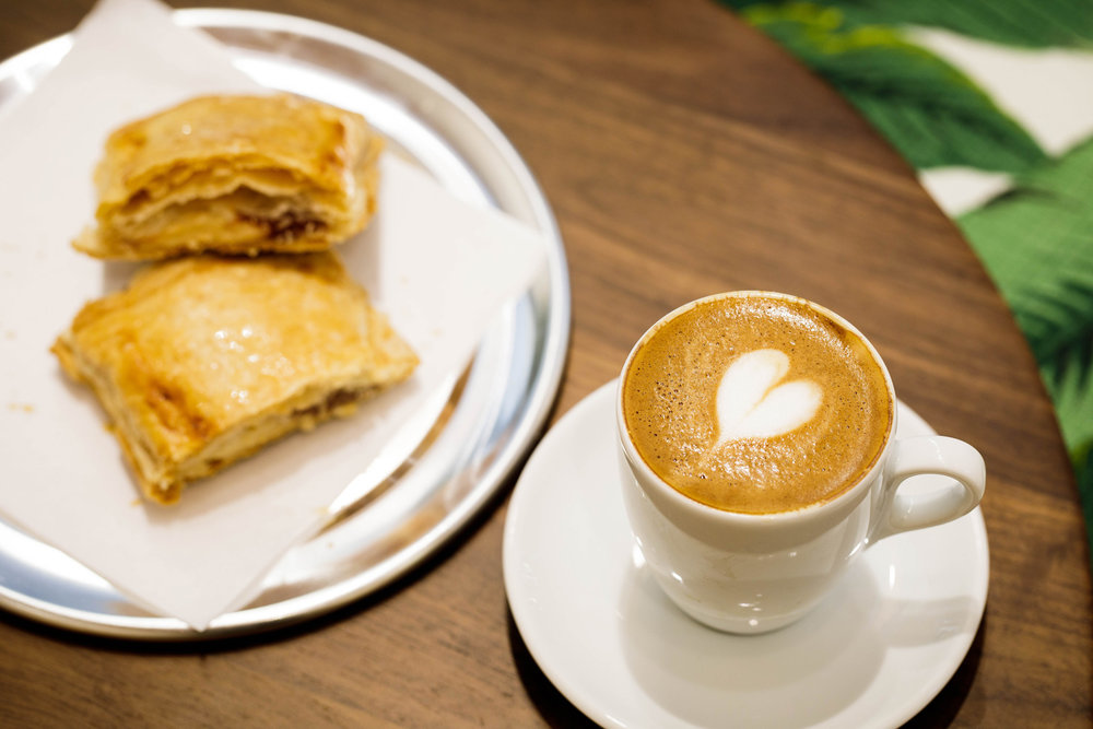 Add A Pastelito De Guayaba Y Queso Guava Cheese Pastry Or Pastel Chorizo To Your Coffee Order