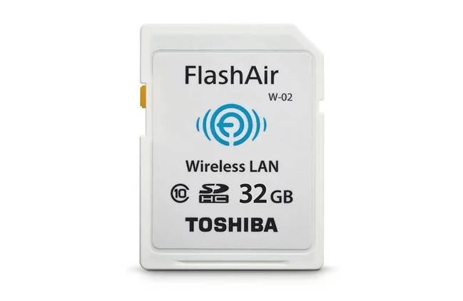 Wireless SD Card : Completely wirelessly, this card sends the photos from your camera straight to your PC.Put this card in your camera, take all the pictures, open your computer, and there they are! Perfect for the on-the-go photographer.