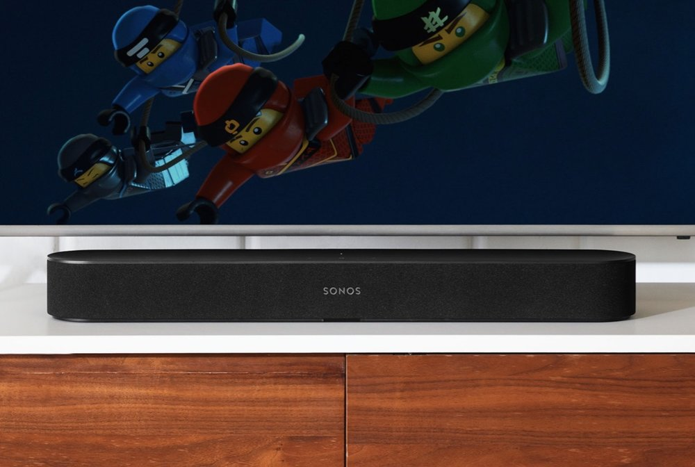 Sonos Beam : Add this compact soundbar to your TV for amazing dialogue clarity and more. It works with Alexa so you don't have to reach for the remote.