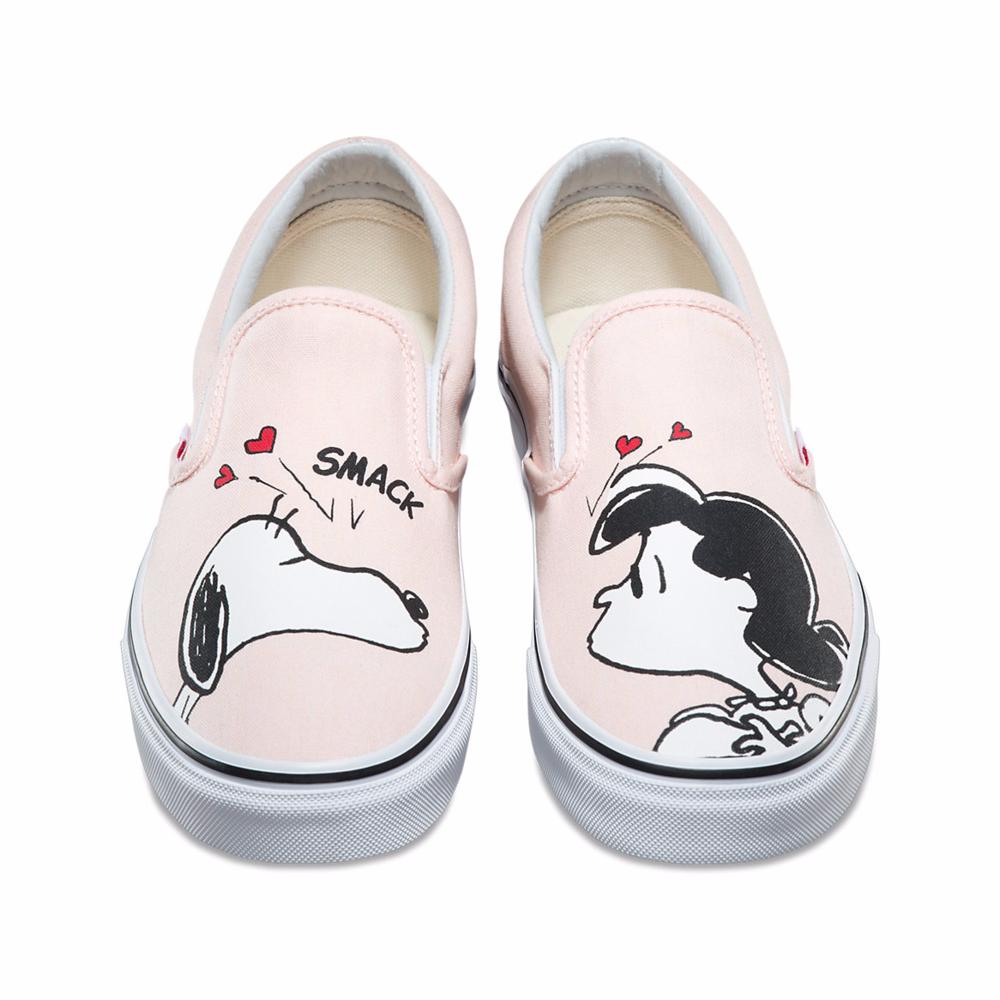 peanuts shoes