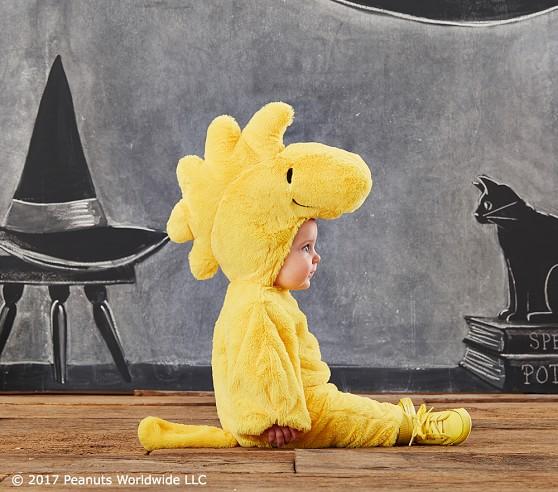 baby woodstock costume