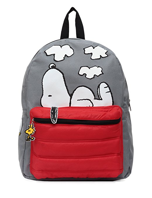 peanuts snoopy backpack