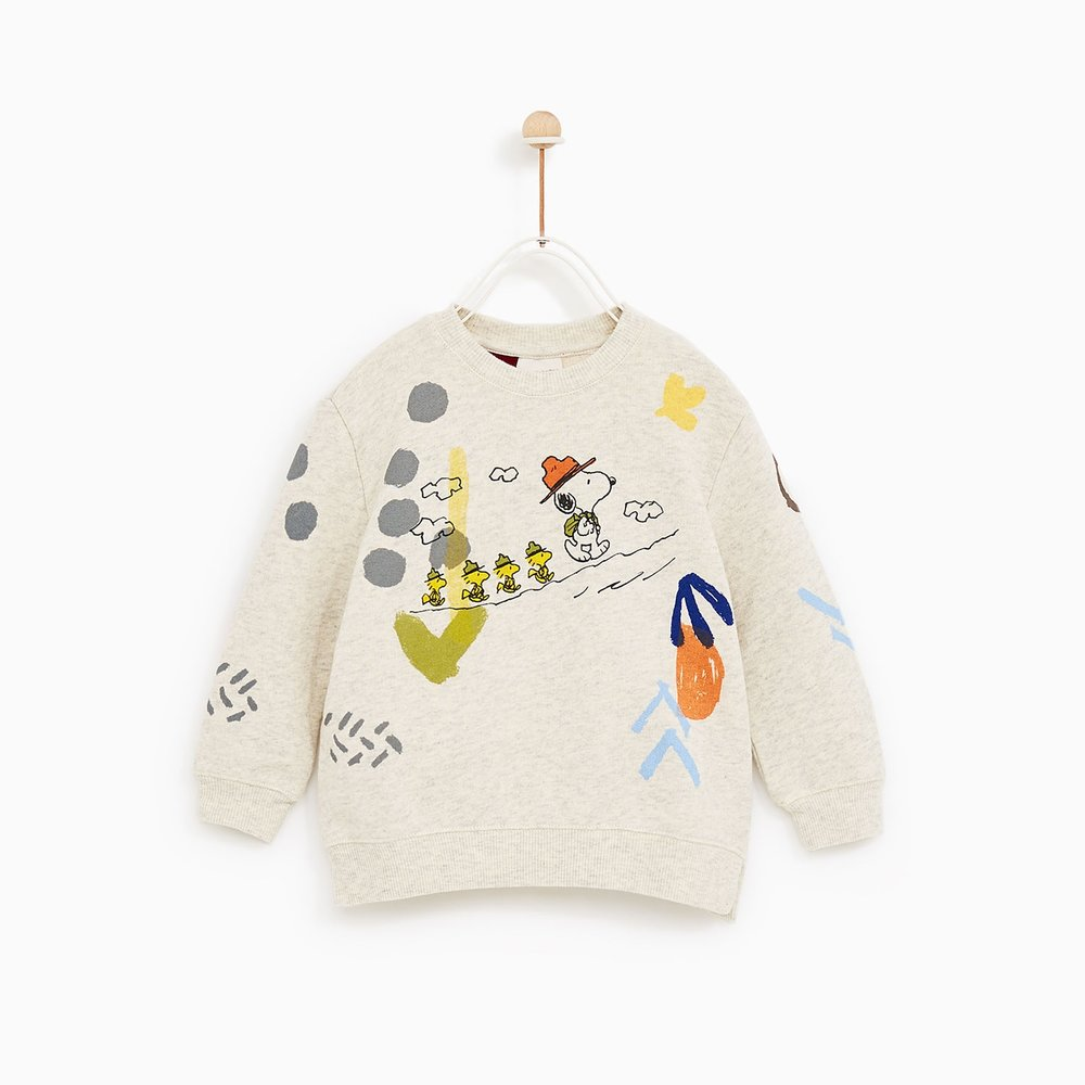 Peanuts sweatshirt