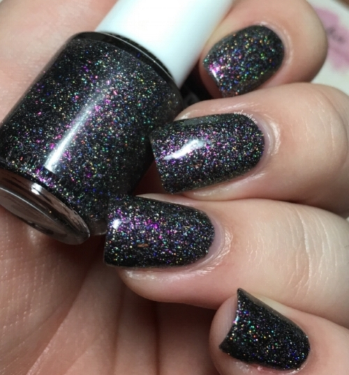 Dungeon Master nail polish. Photo Credit: Dragonsworn Cosmetics