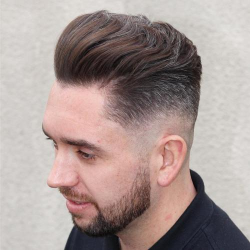 Mens Hair Salon Fade