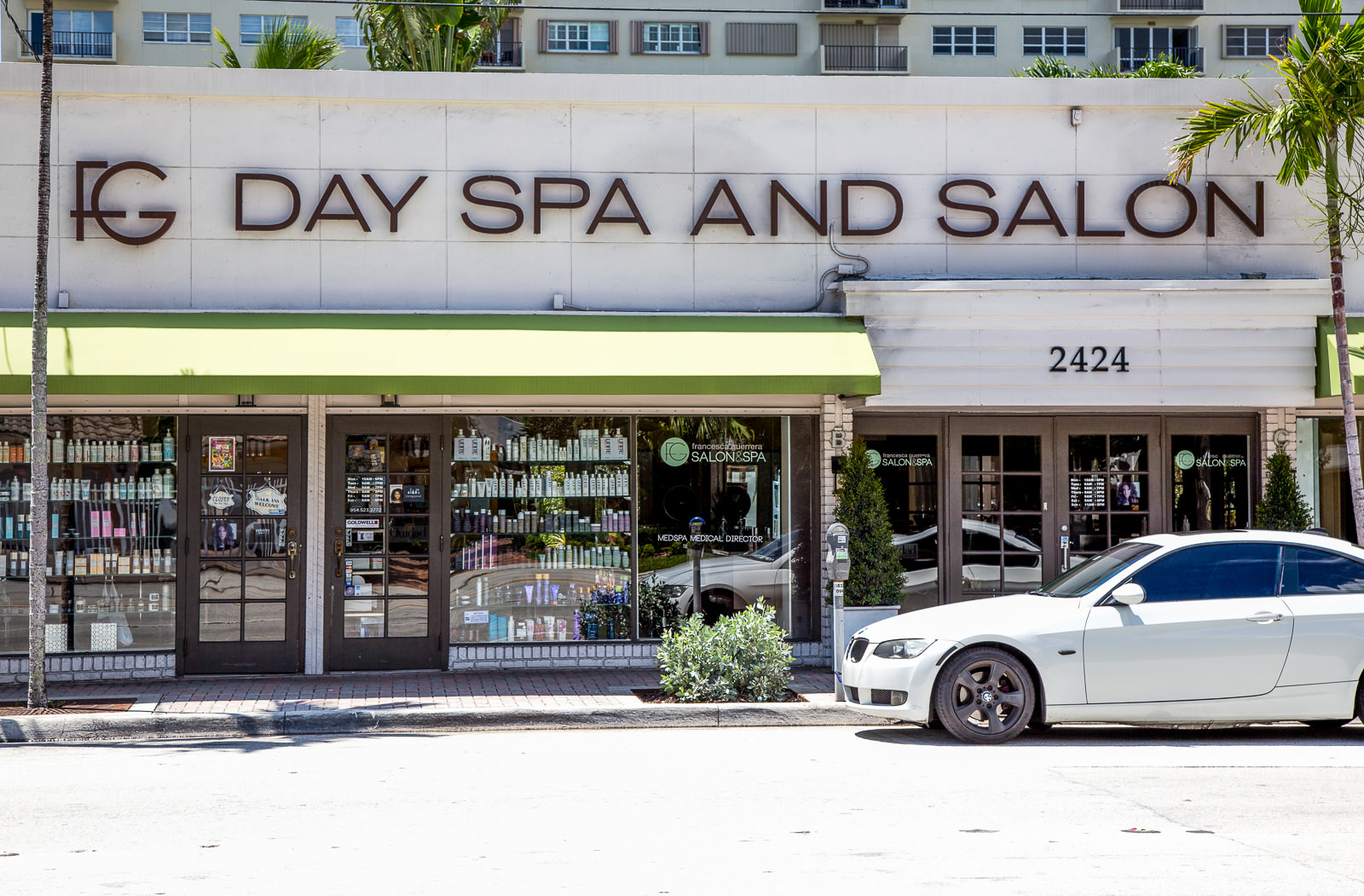 Fg Hair Salon Fort Lauderdale