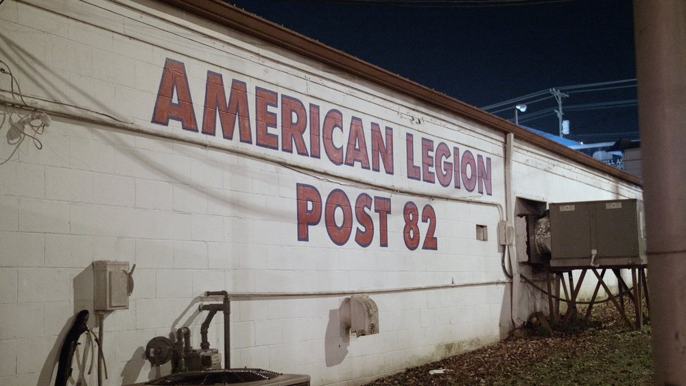Key Activity - American Legion Post 82 Visit