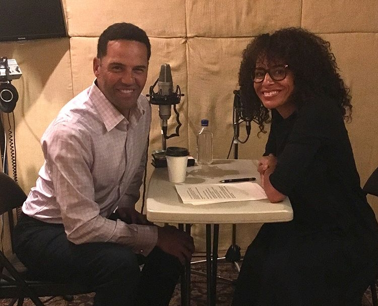 June: Father's Day, Family, & Faith with Steve Pemberton Season 3, Episode 29   There is SO much in this episode! Never has a guest so fully embodied both the beauty and the complexity of family. So grateful for the insights and inspiration!
