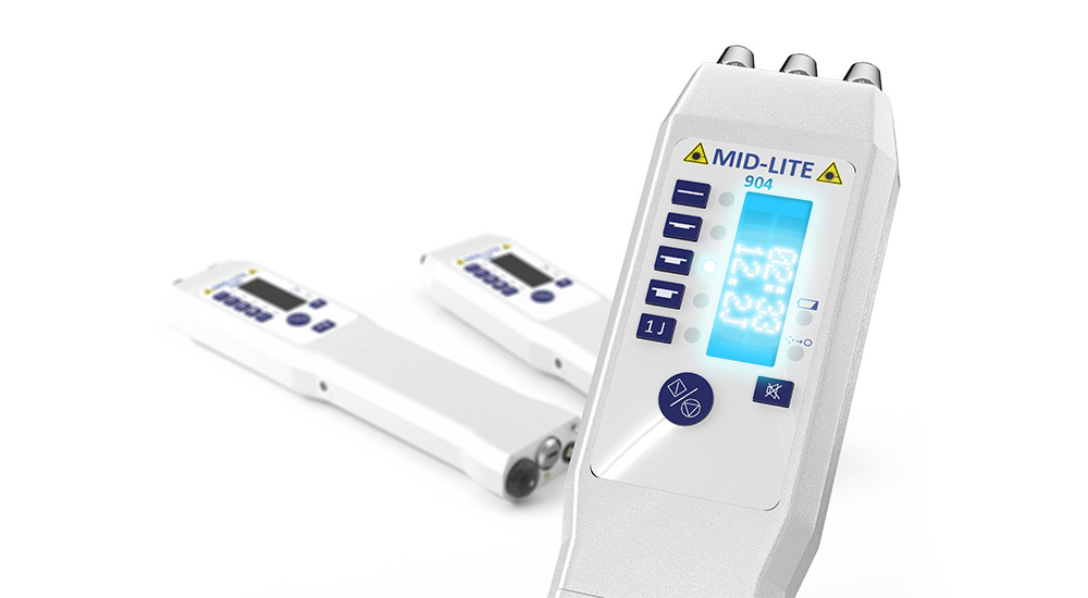 Irradia Mid-Lite Laser