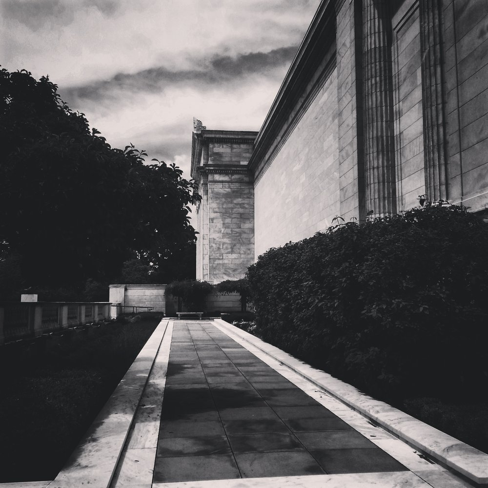 South façade of the Cleveland Museum of Art. Photo by Bethany C. Gotschall, 2015.