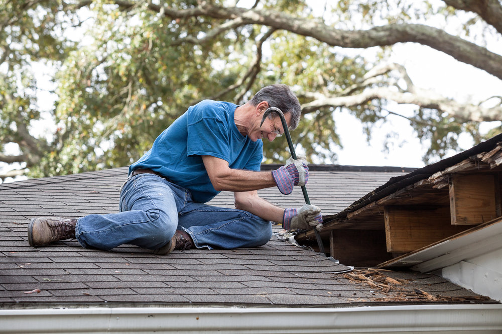 Roof Repair and Replacement by United Roofing