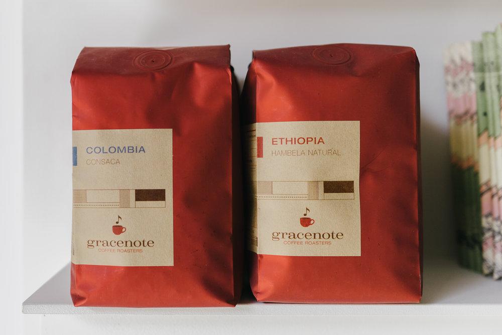 gracenote coffee roasters