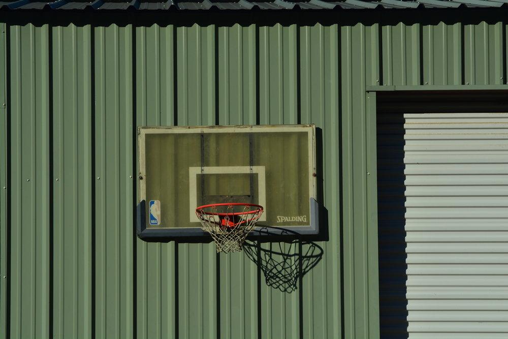 Barnside Hoops