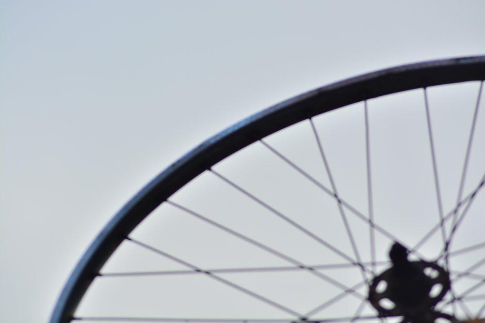 Magic Bike Wheel