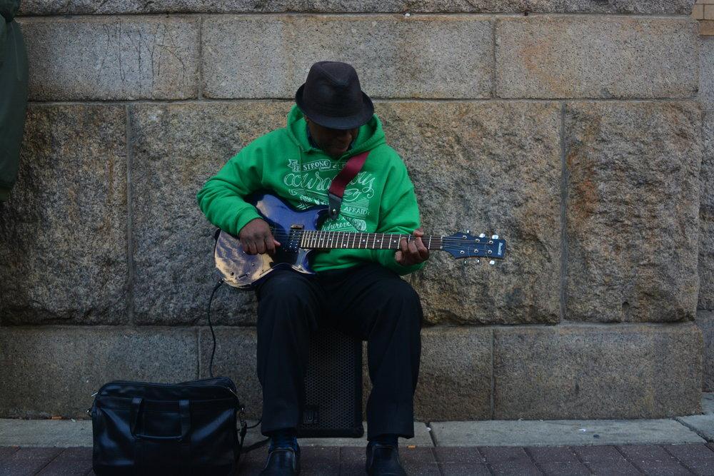 Blues On N.12th & Arch St