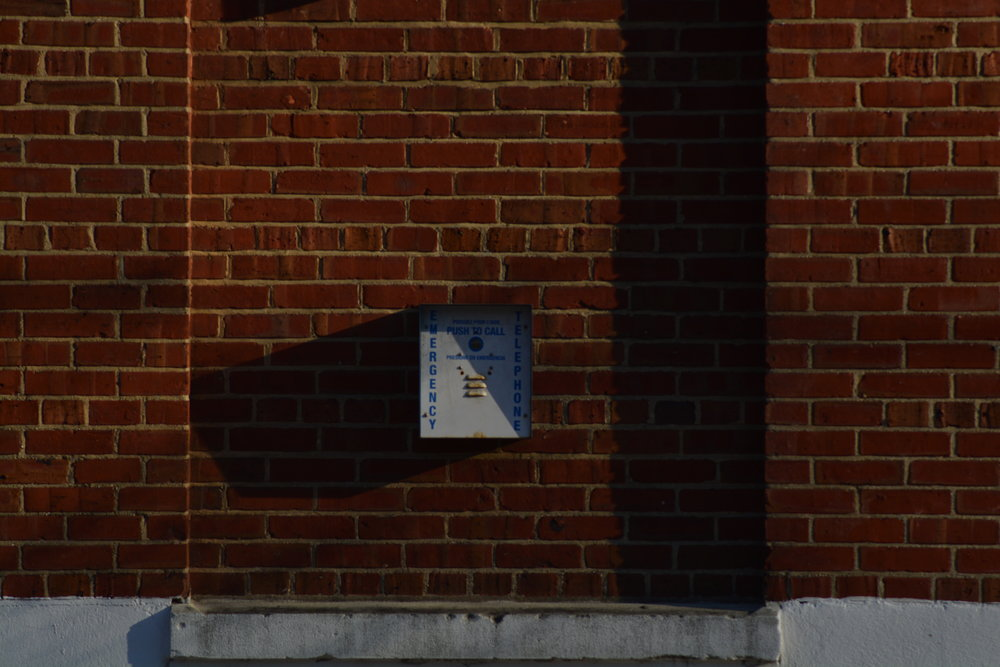 Brick // Call Box // Shadow