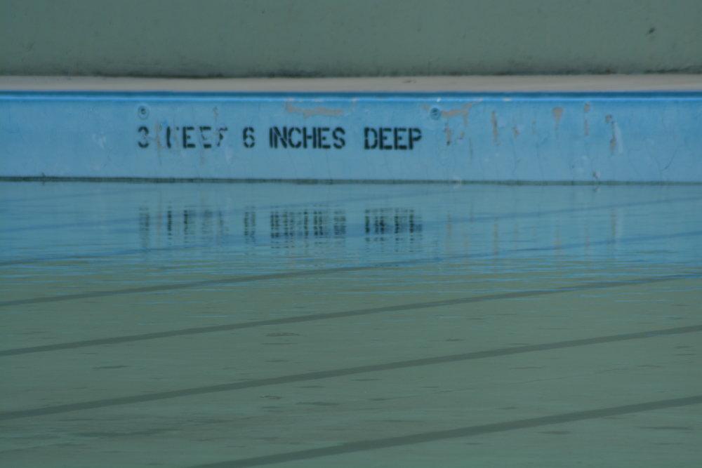 3 Feet 6 Inches Deep