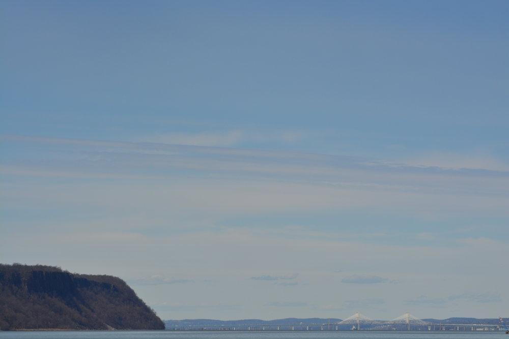 Hudson River North to Gov. Mario Cuomo Bridge