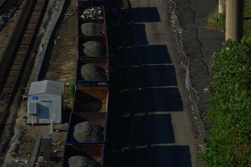 Train Shadows