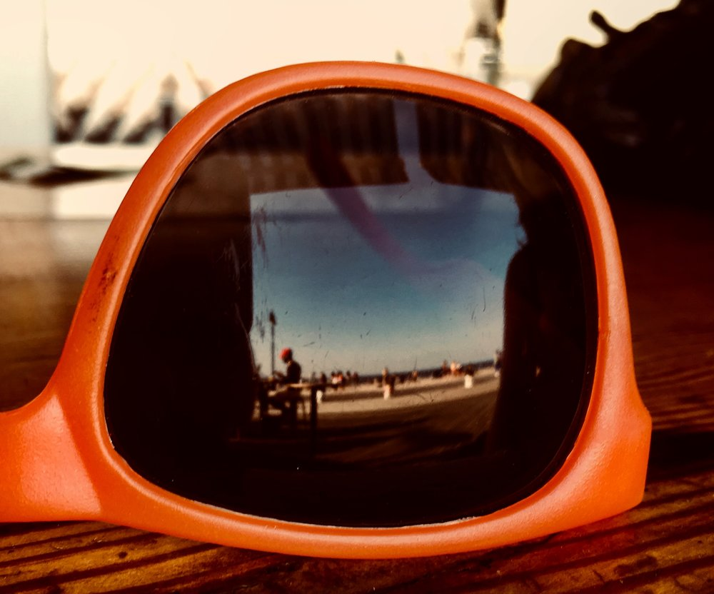 Boardwalk Sunglass Vintage Filter