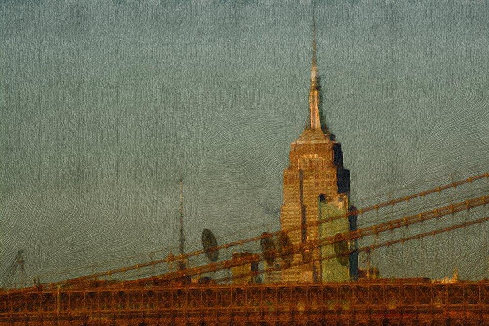 Empire State Building & Brooklyn Bridge