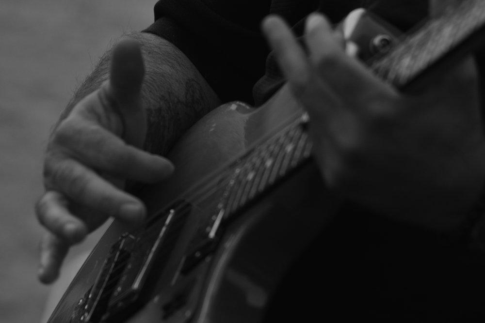 Big Frank's Slide Blues Style (Big Frank & the Healers)