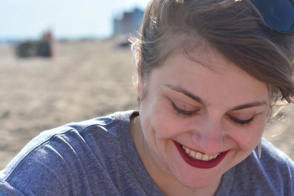Beach Smiles