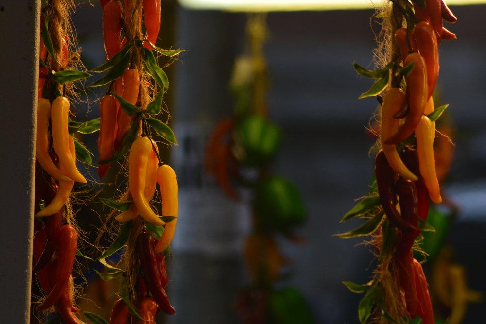 Pepper Harvest Coming in Nice