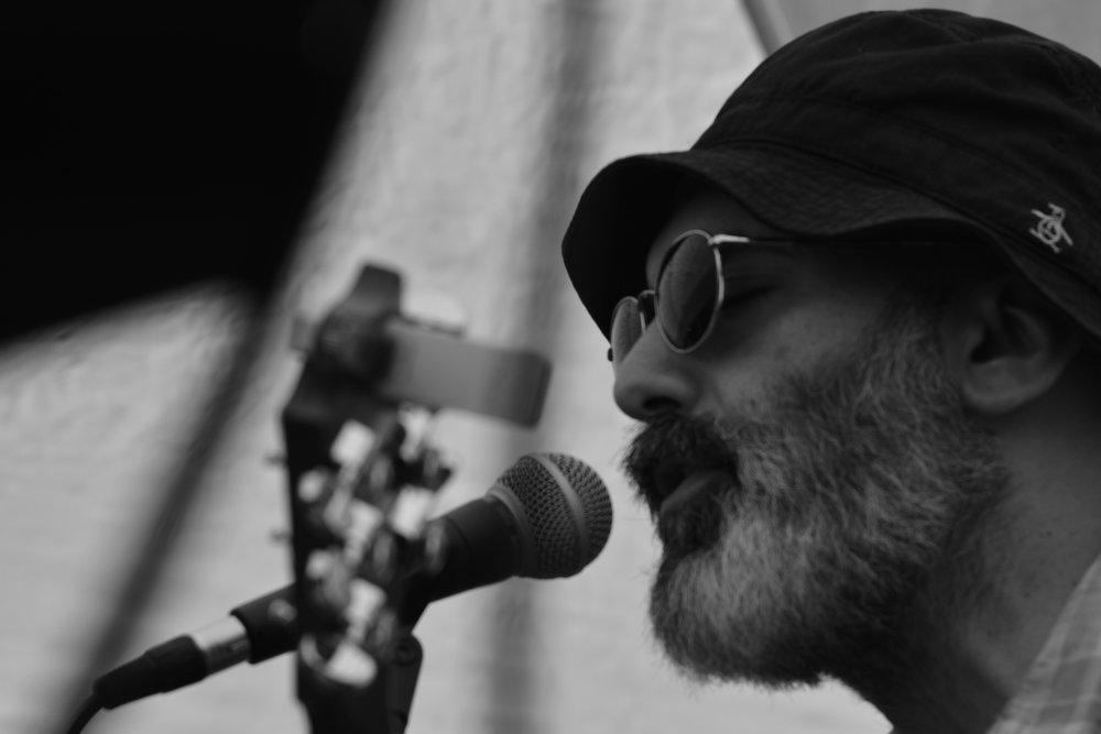 The Beard of the James Beaudreau Band