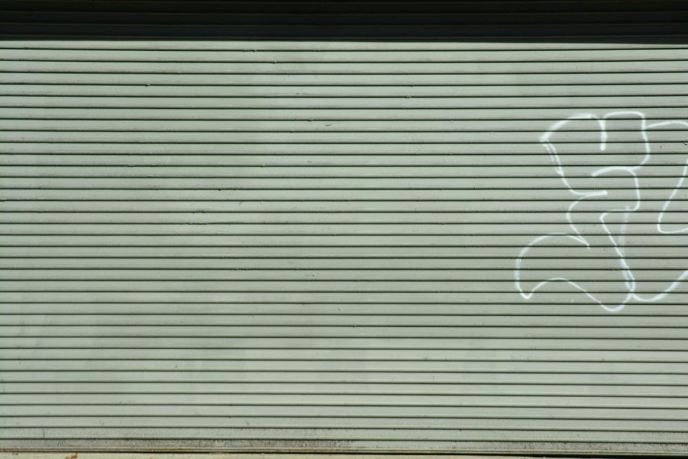Shutter Gate & Graffiti