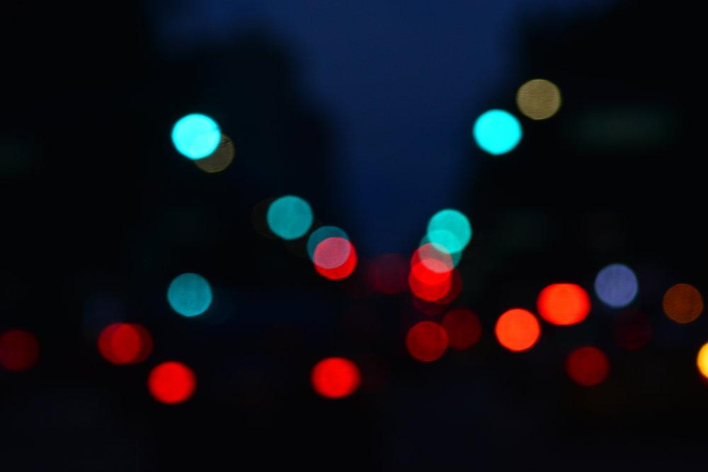 Red Light // Green light Abstracta
