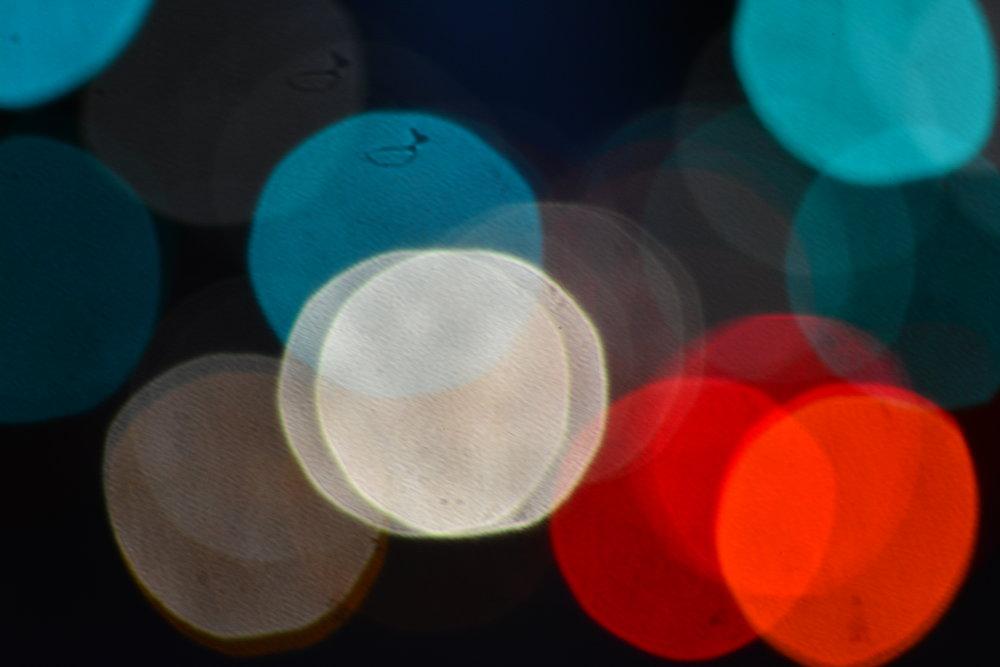 Traffic Lights Abstracta