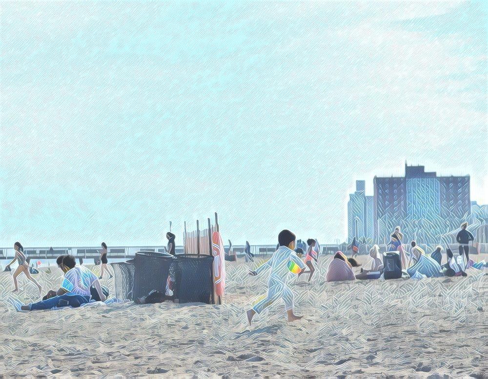 Run, Don't Walk, to Coney Island