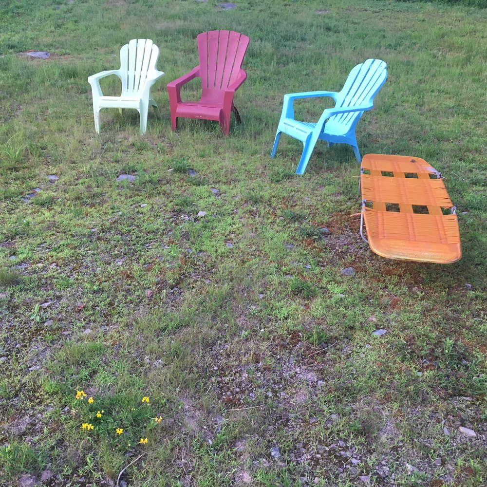 Different Kinds of Seating, Colors