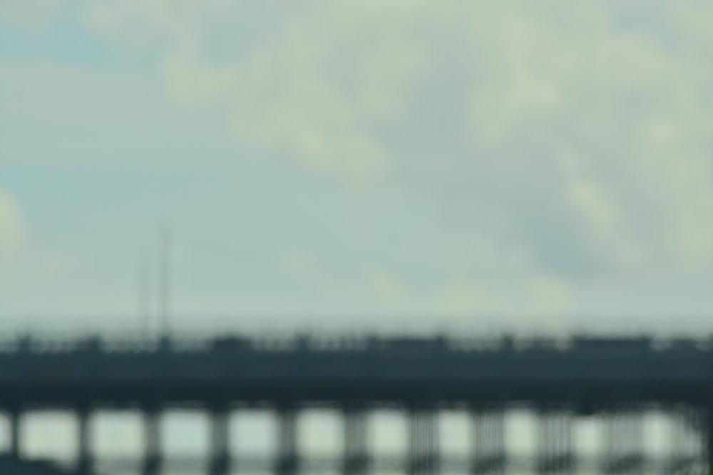 Washington Bridge Abtracta