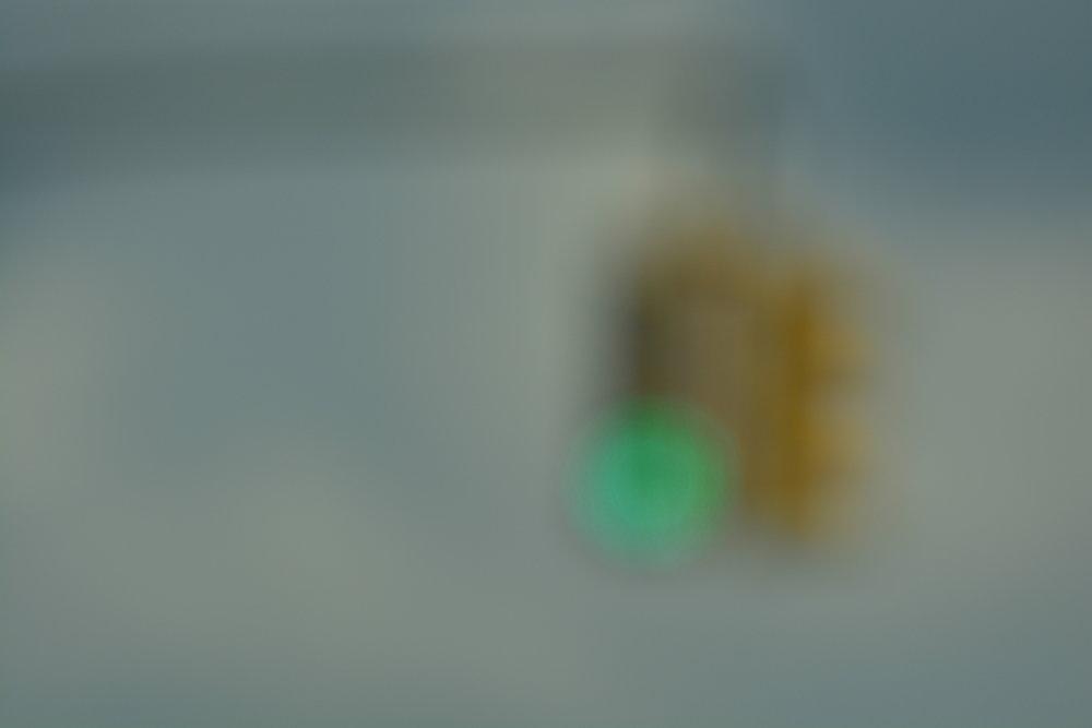 Green Light Abstracta