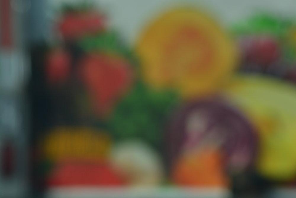 Fruit & Veg Truck Abstracta