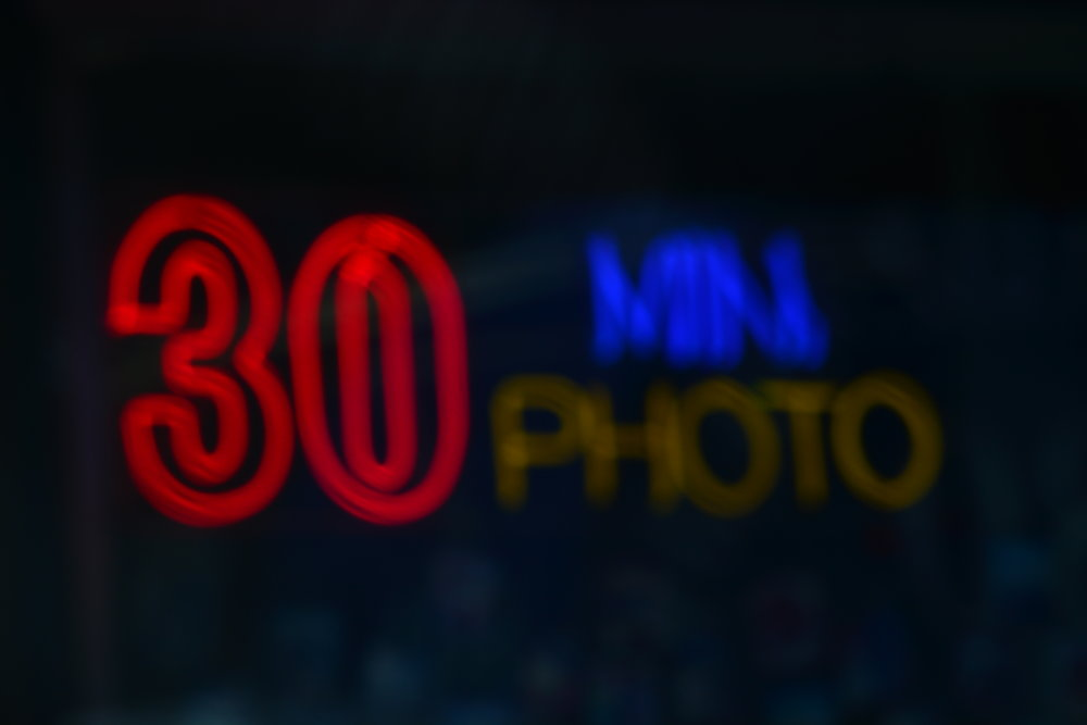 30 Min. Photo