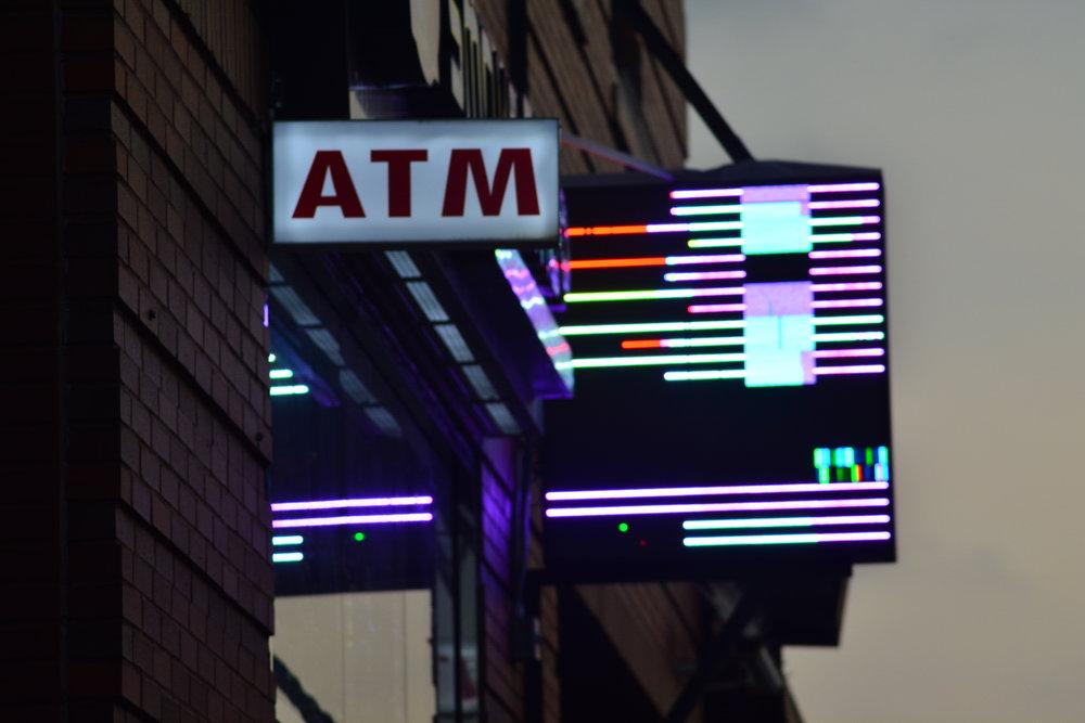 ATM // Broken Sign