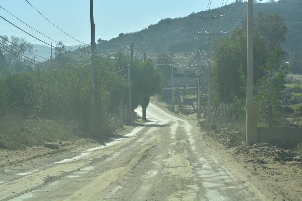 Tijuana Backstreet