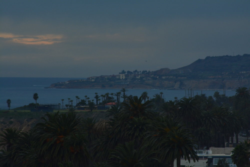 Palos Verdes at Sunset