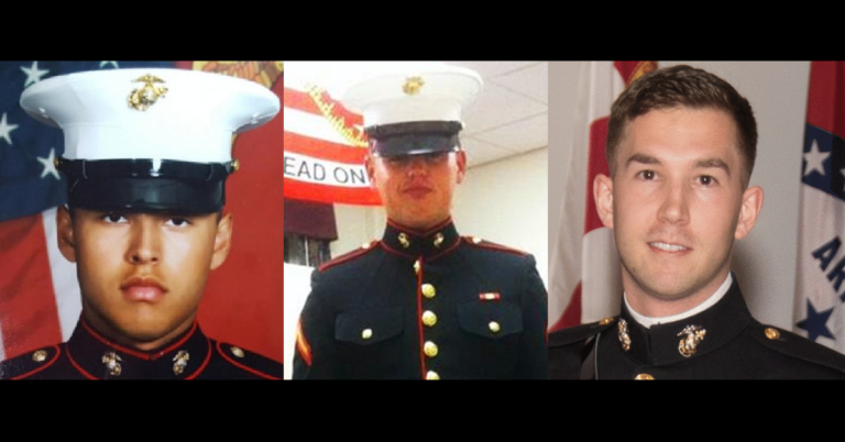 Pfc. Ruben Velasco, Age 19, West Covina, California. Field Artillery Fire Control Marine, 2nd Battalion, 11th Marine Regiment  Cpl. Nathaniel Ordway, Age 21, Wichita, Kansas. V-22 Crew Chief - Marine Medium Tiltrotor Squadron 265  1st Lt. Benjamin Cross, Age 26, Bethel, Maine. V-22 Pilot - Marine Medium Tiltrotor Squadron 265   Semper Fidelis (Photos: from USMC Life)