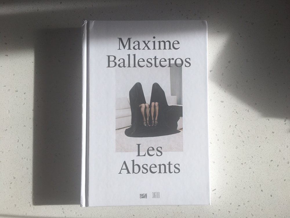 Les Absents Maxime Ballesteros