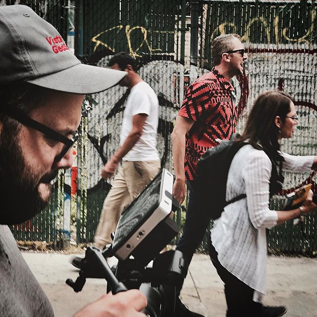 shooting on the streets of NYC last week for a music vid coming your way this summer! #chazton #betterlatethannever #lowereastside #musicvideo