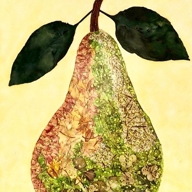 """""""A Pear"""""""